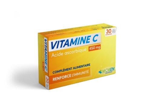 VITAMINE C 450 mg